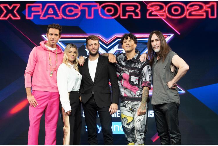 Torna X Factor, Tersigni 'mi ispiro a Fiorello'