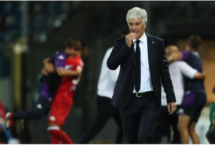 Champions, Atalanta: Gasperini 'Soddisfatto, potevamo vincere'