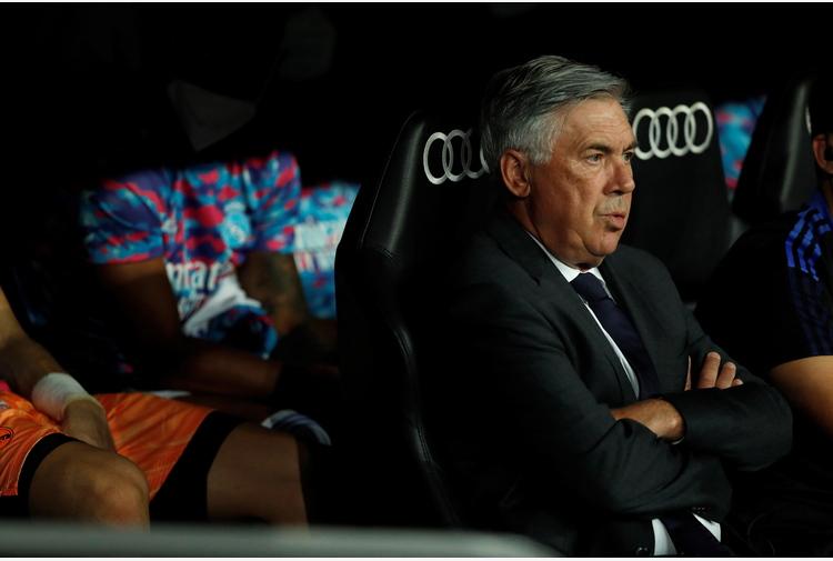Champions: Ancelotti, Inter forte ma il Real è competitivo