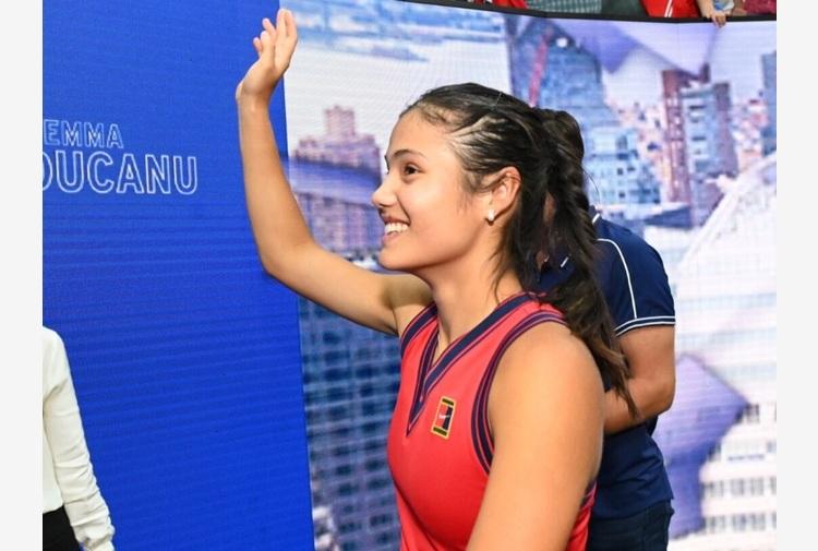 WTA, Raducanu e Fernandez i volti di un viaggio tutto nuovo