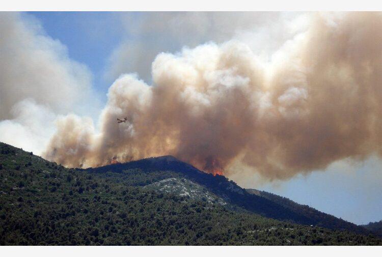Incendi, 2021 il peggiore degli ultimi 15 anni