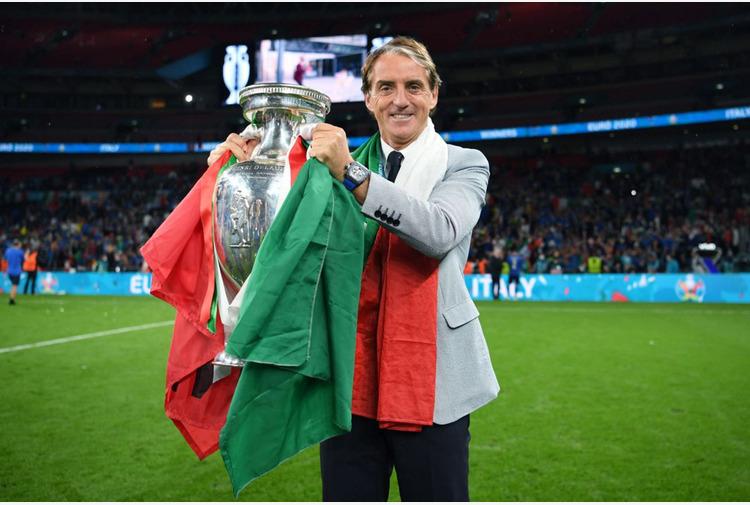 Euro2020: Mancini 'Sempre creduto in vittoria, giocato da squadra'