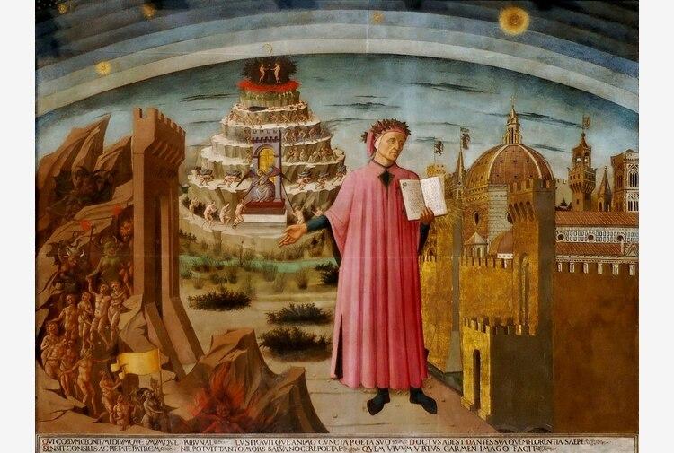 14 settembre 2021, settecento anni con Dante. Il venerabile Beda e il 'plagio' della Divina Commedia
