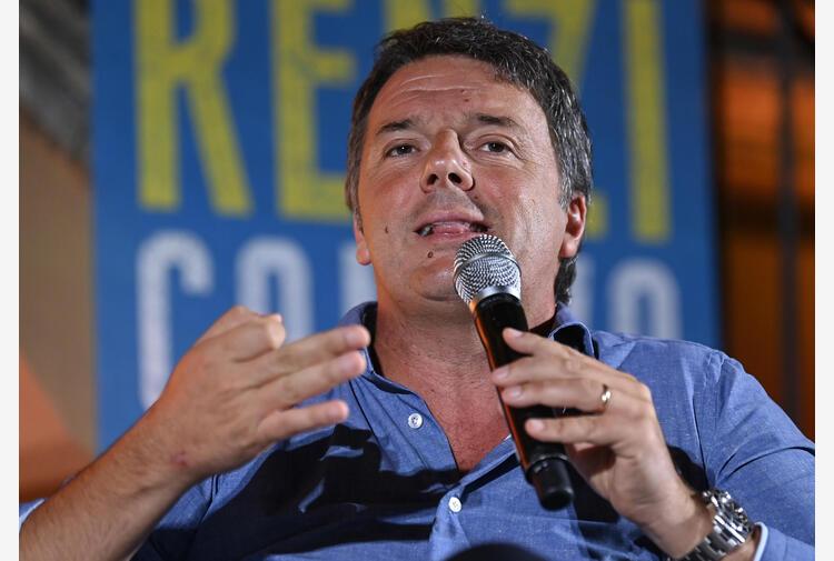 Energia:Renzi, transizione verde sfida politica globale
