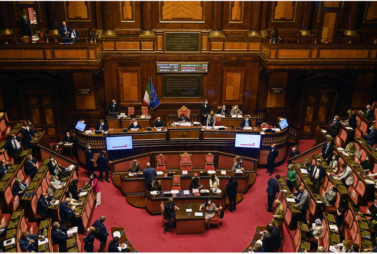 Senato respinge richiesta FdI per esaminare subito ddl Zan