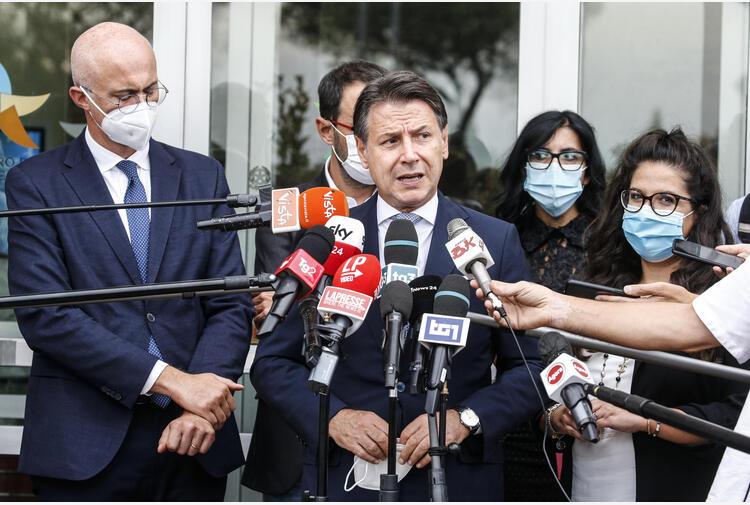Green pass: Conte, partiti non tradiscano missione governo