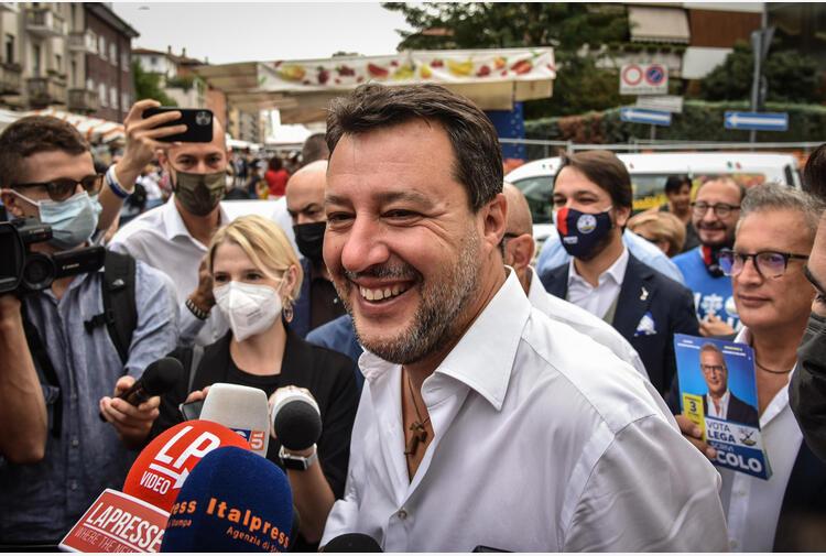 Energia: Salvini, Iva pesa 5mld, governo intervenga