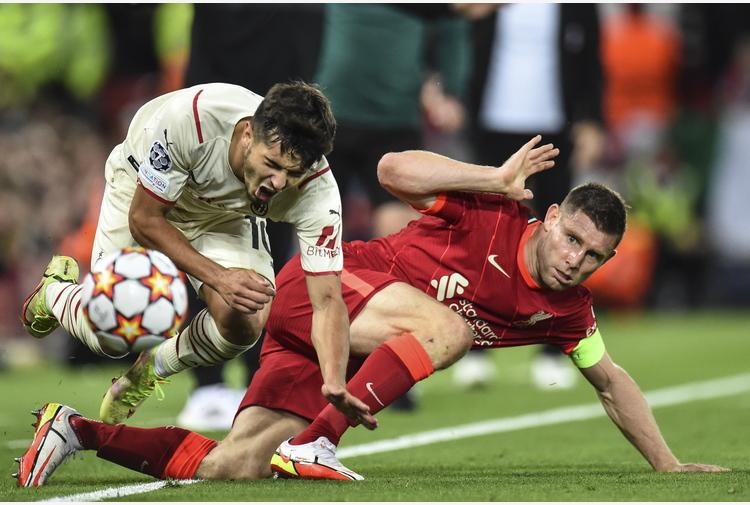 Champions: Liverpool-Milan 3-2