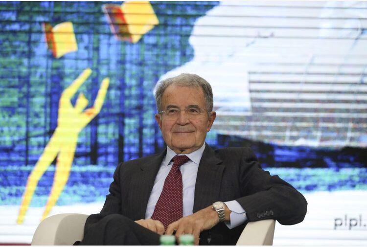 """Quirinale, Prodi """"Io starò a guardare"""""""
