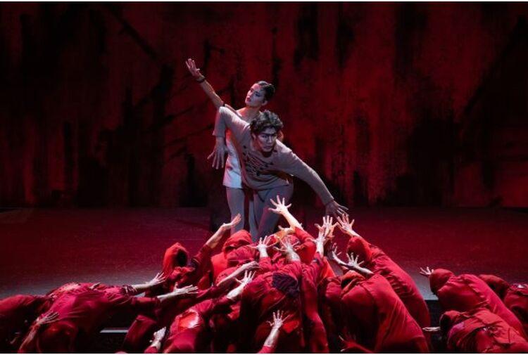 La Notre-Dame di Roland Petit incanta all'Opera di Roma