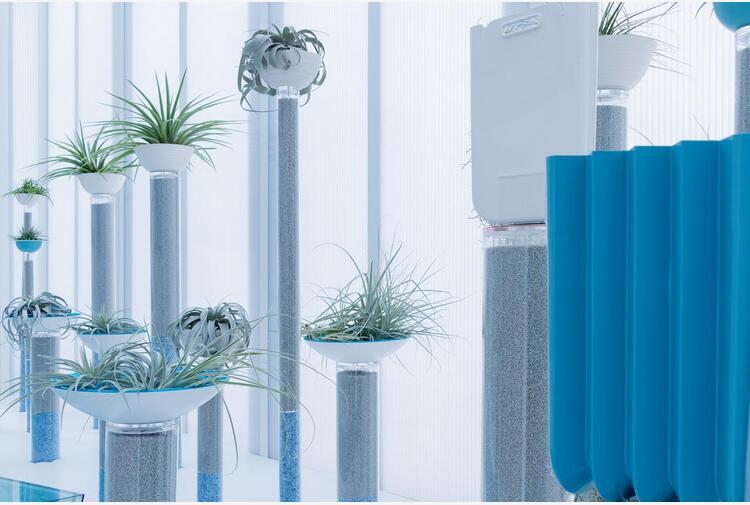 UNcracked, l'installazione che parla di riciclo e responsabilità ambientale