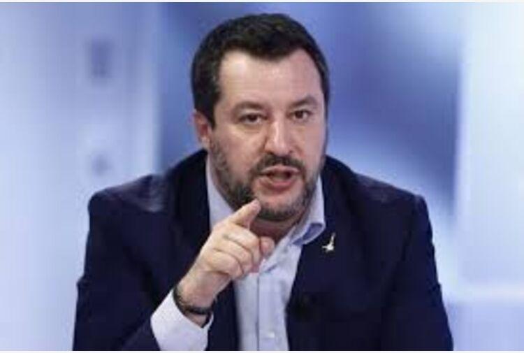 Green pass, Salvini: è imposto? Allora anche a parlamentari