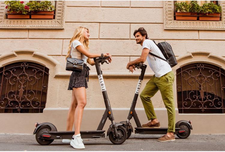 Helbiz partecipa alla Settimana Europea della Mobilita'