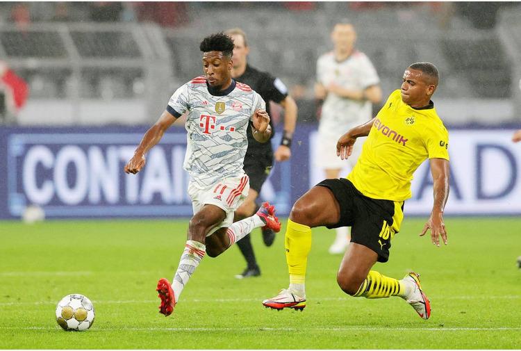 Calcio: Bayern, Coman operato al cuore ma presto in campo
