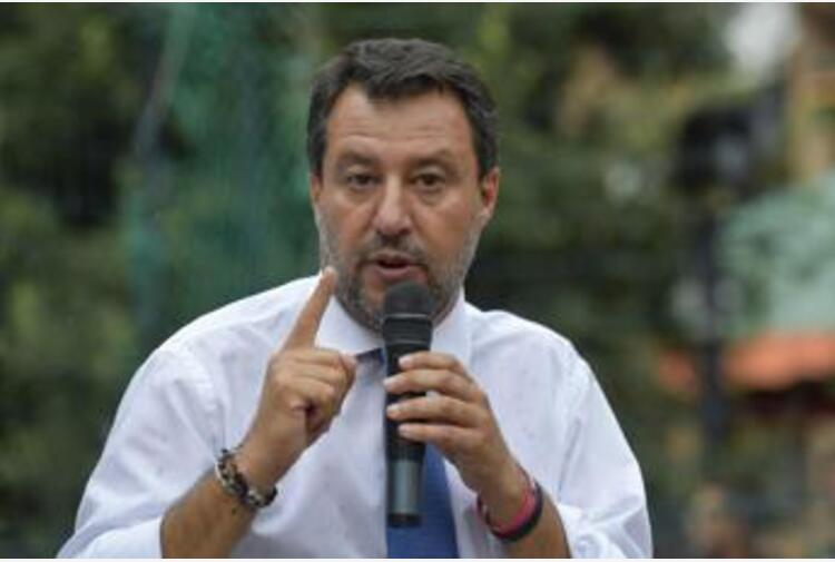 Green pass obbligatorio, Salvini: 'Vediamo, poi a ottobre trarremo conseguenze'
