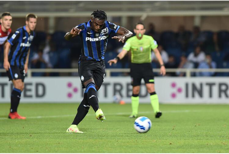 Serie A: Salernitana-Atalanta 0-1