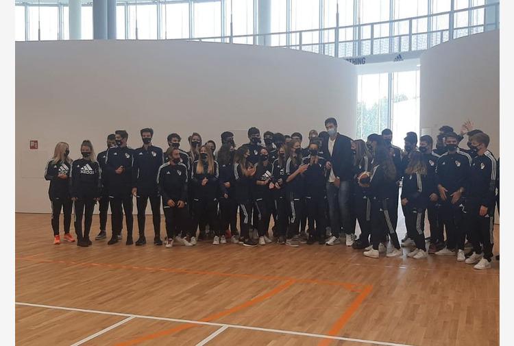 Inaugurato il Bocconi Sport Center, Vezzali 'Eccellenza Italia'