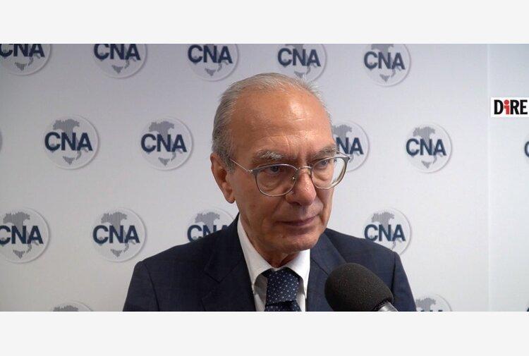 """Silvestrini (Cna): """"Le risorse per ripartire ci sono, bisogna rilanciare le Regioni centrali"""""""