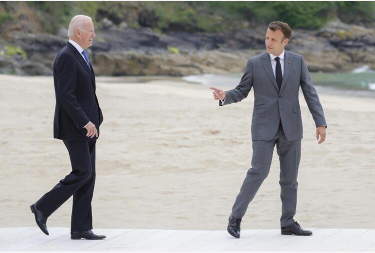 Sottomarini: telefonata Biden-Macron nei prossimi giorni