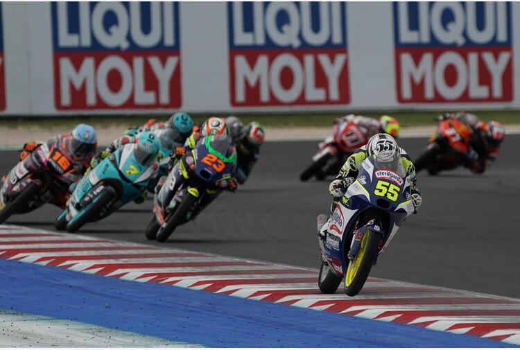 San Marino: Moto3 tricolore con Foggia, Antonelli e Migno