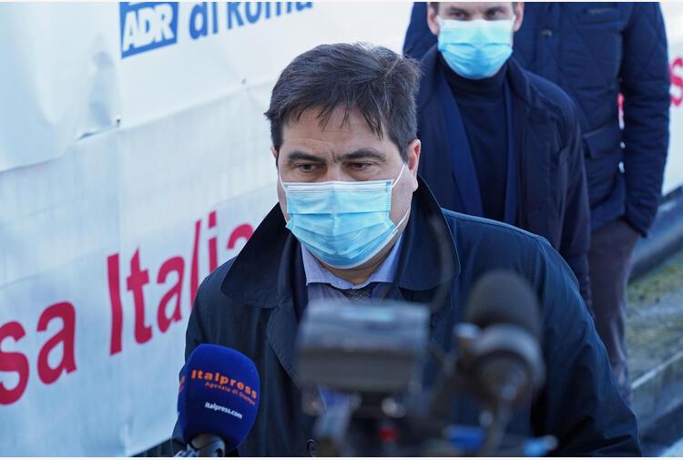 Vaccini: Lazio, 86% adulti ha completato iter vaccinazione