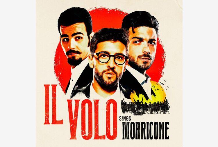 Il Volo, il 5 novembre esce 'Il Volo sings Morricone'