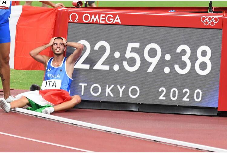 Atletica: torna in pista Patta, oro di Tokyo nella 4X100