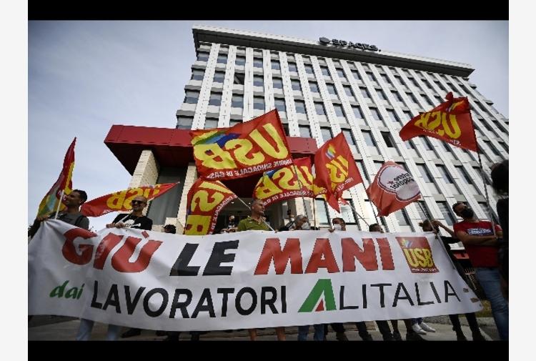 Ita: sindacati lasciano sede, avanti mobilitazione