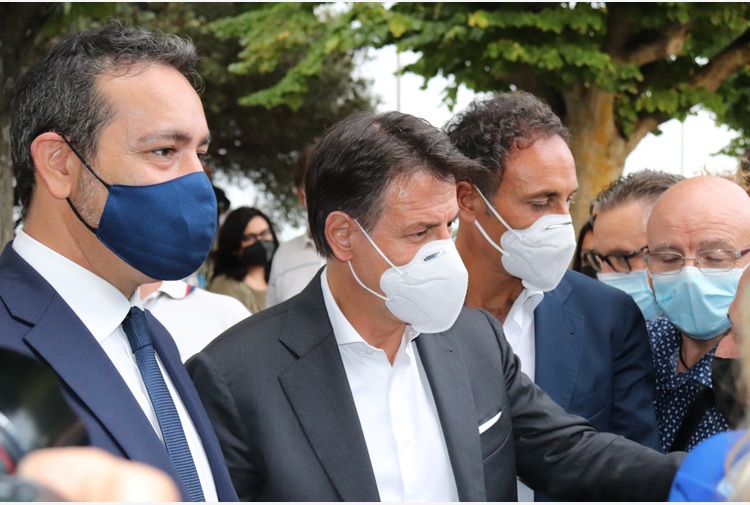 Calabria: Conte, regionali opportunità per cittadini