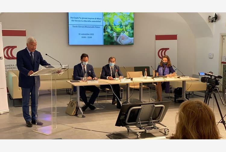 Clima, imprese Milano pronte a vincere la sfida della sostenibilità