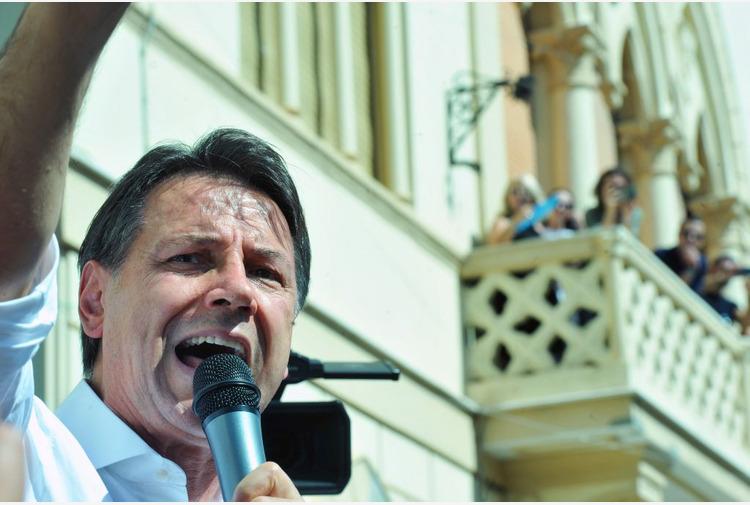 Conte 'Una buona politica non può trascurare la Calabria'