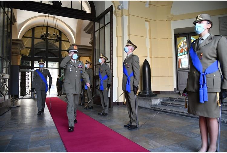 Esercito: nuovo comandante alla Scuola di Applicazione