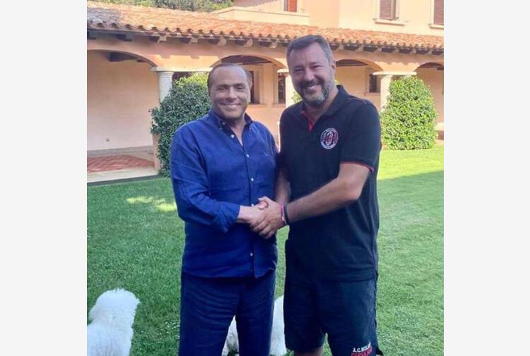 Lombardia: fonti Fi, mossa Salvini incomprensibile prima voto