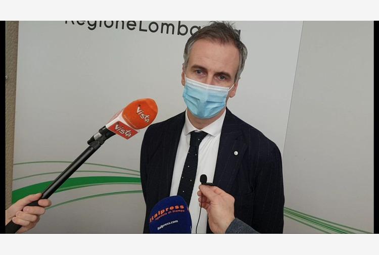 Il Presidente del Consiglio Lombardia Fermi aderisce alla Lega