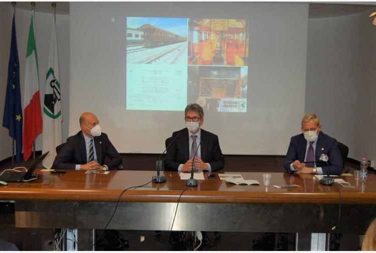 Baldelli 'La Regione Marche sempre più interconnessa e intermodale'