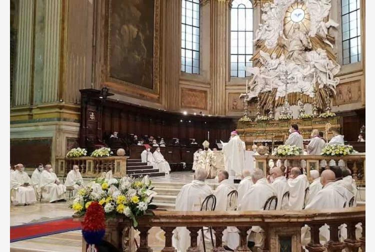 """Le parole dell'arcivescovo di Napoli ai funerali di Samuele: """"Piccolo principe, solo tu avresti diritto di parola"""""""
