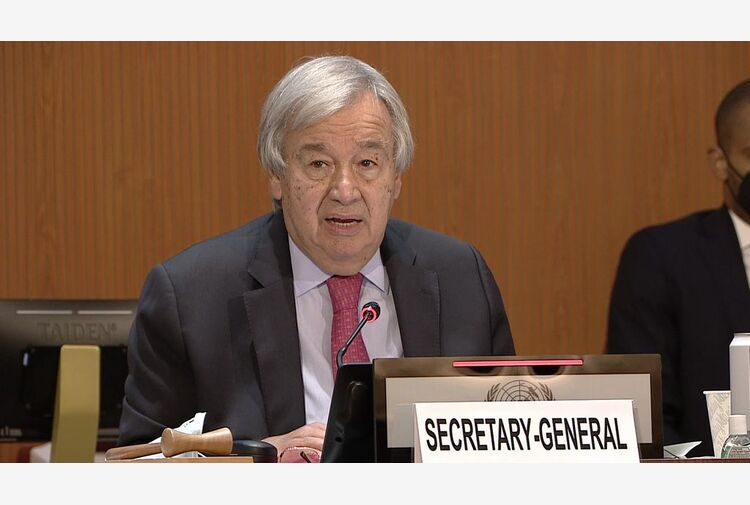 Onu, Guterres: fame e malnutrizione risultato di nostra inazione