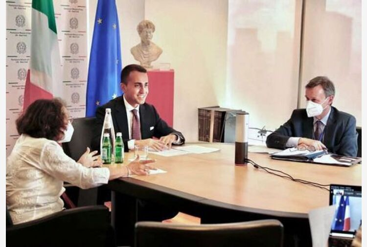 Afghanistan, Di Maio a G20: imprescindibile sostegno ad afgani