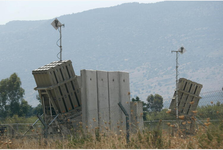Usa: Ok Camera a 1 miliardo per l'Iron Dome di Israele