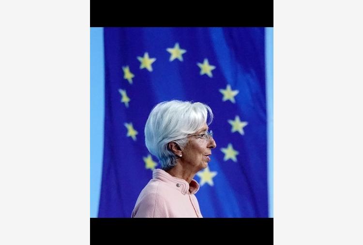 Bce frena gli acquisti Pepp, Eurozona in decisa ripresa