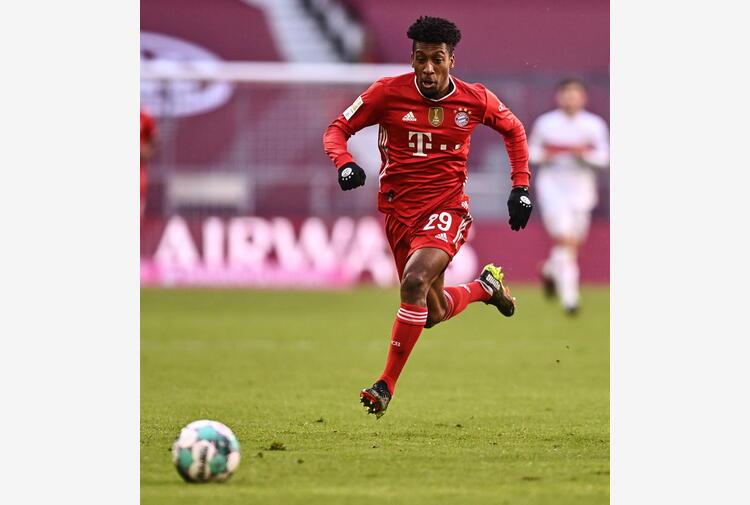 Bayern: Coman rientra in gruppo dopo intervento al cuore