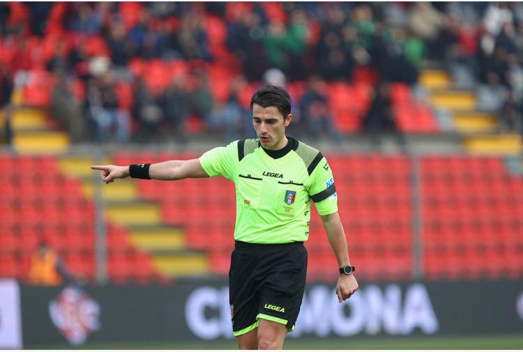 Calcio: Serie B. Designazioni arbitrali, Prontera per Parma-Pisa