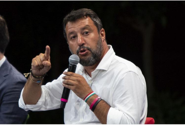 Regionali Calabria, Salvini 'Il centrodestra stravincerà'