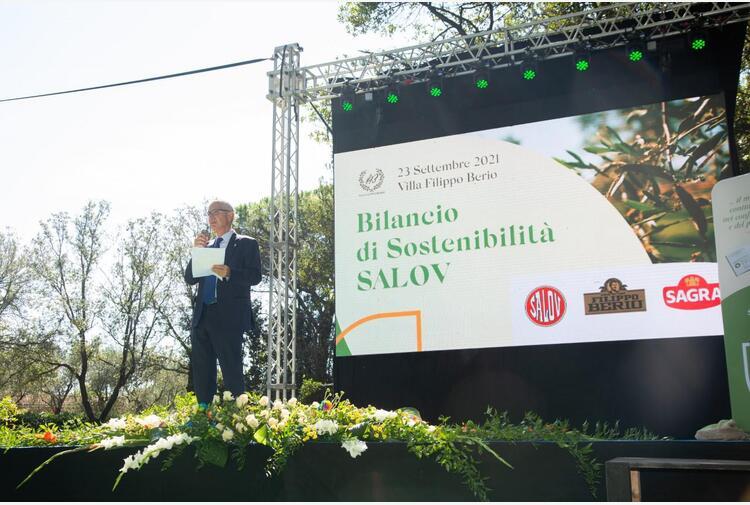 Maccari (Salov): 'Innoviamo per produrre meglio consumando meno'