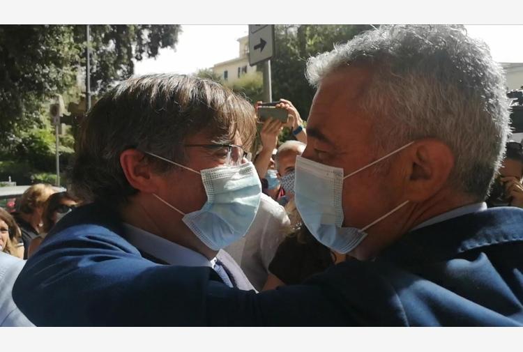 Puigdemont, torneremo ad Alghero da Repubblica libera