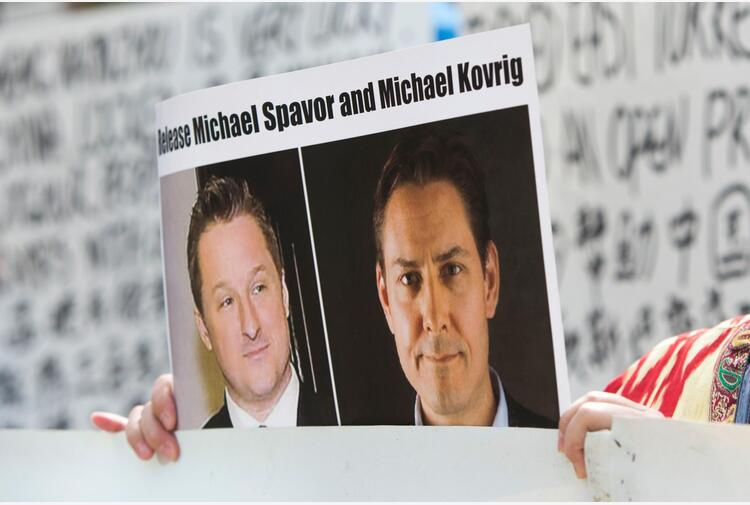 Liberati due canadesi in Cina dopo rilascio Lady Huawei