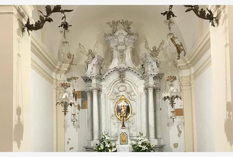 Fvg, restaurato e riaperto al culto il santuario di Madonna d'Aiuto