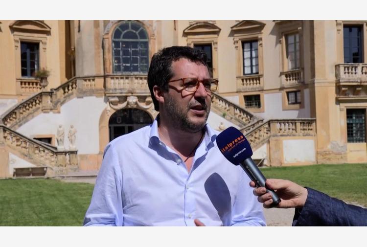 Salvini lancia Minardo, 'Abbiamo il dovere di guidare la Sicilia'
