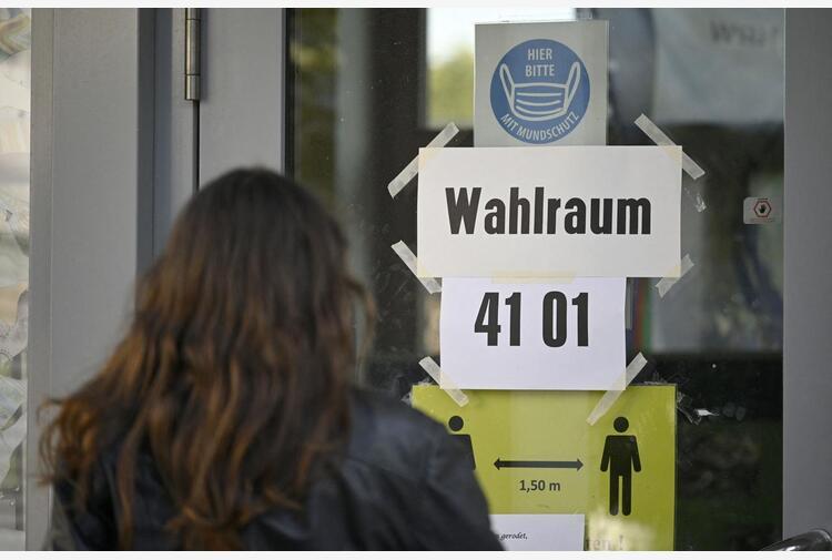 Germania, oggi il voto che chiude l'era Merkel