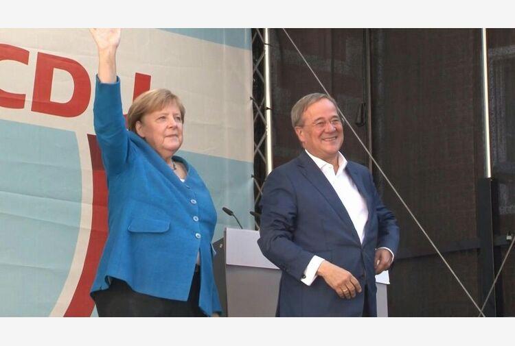 Germania, circoscrizione che elesse Merkel per 8 volte va a Spd